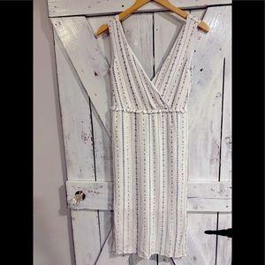 JODI KRISTOPHER vneck dress